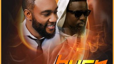Photo of Kcee feat. Sarkodie – Burn (Prod By Blaq Jerzee)
