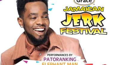 Photo of Patoranking to perform at Grace Jerk Festival New York in partnership with Aflik TV