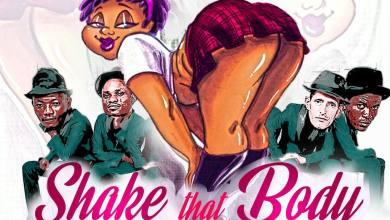 Photo of Phase 2 – Shake Your Body (Move) (Prod by Danny Beatz)