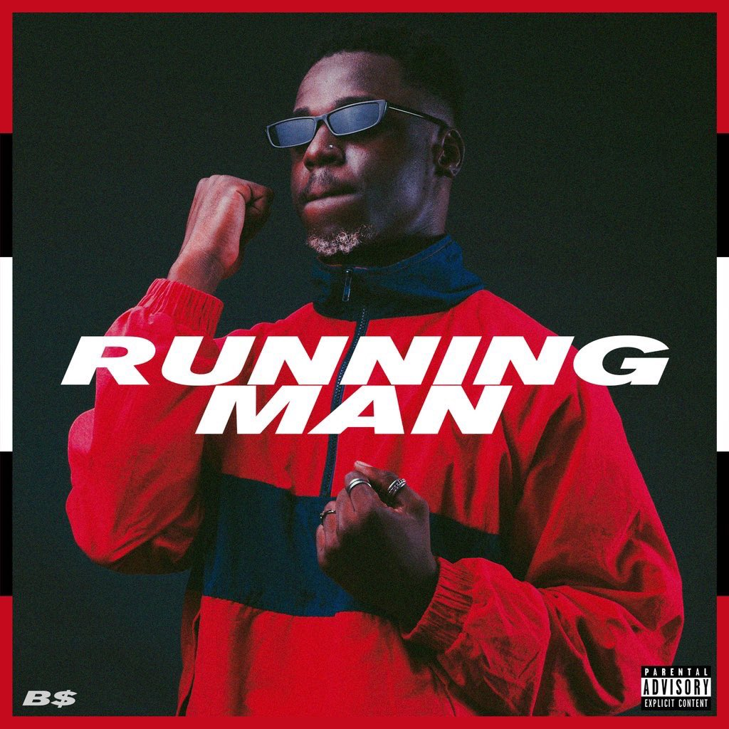 Nxwrth (Froy3) feat. $pacely & Kwaku Bs - Running Man (Prod. By Nxwrth)