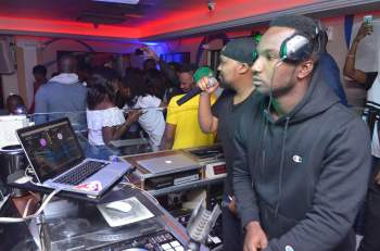 WhatsApp Image 2018 07 23 at 10.21.15 AM - Photos : Magnom & DJ Lord's Sold Out Concert In Uganda