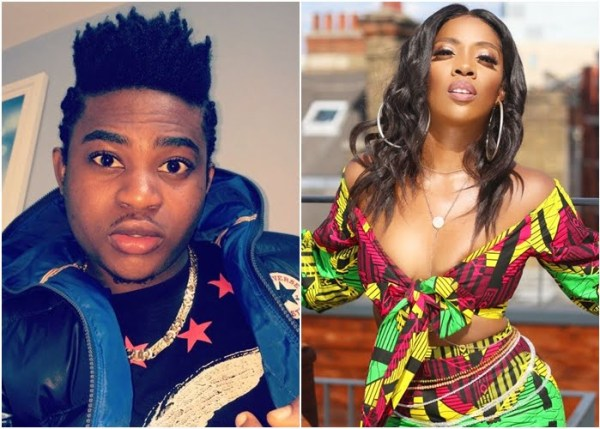 Danny Tiwa 500x357 - Youtube takes down Tiwa Savage's 'One' video over copyright claims from Danny Young