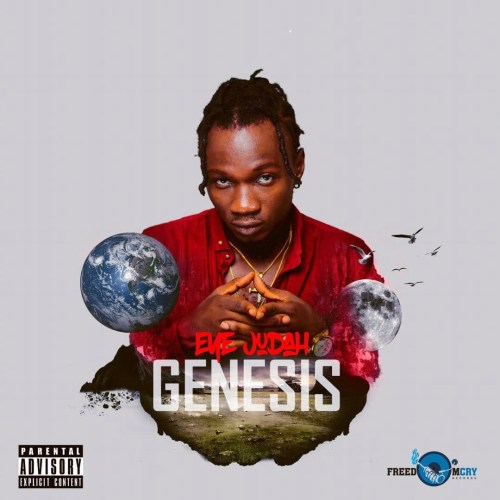 Eye Judah Genesis Album 500x500 - Eye Judah - Genesis (Full Album)