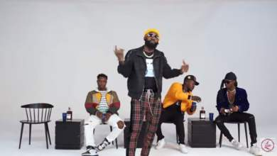 Photo of M.I Abaga x Loose Kaynon, A-Q & Blaqbonez – L.A.M.B Martell Cypher 2019 (Cypher Video)