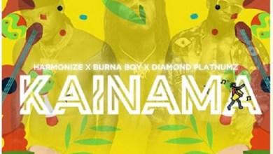 Photo of Harmonize ft. Burna Boy & Diamond Platnumz – Kainama (Prod. by Master Garzy)