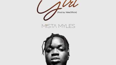 Photo of Mista Myles – African Girl (Prod. by NixieOfficivl)