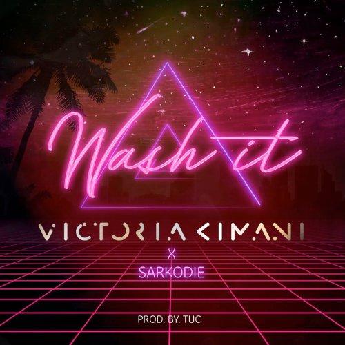 Victoria Wash it art 500x500 - Victoria Kimani feat. Sarkodie - Wash It (Prod. by TUC)