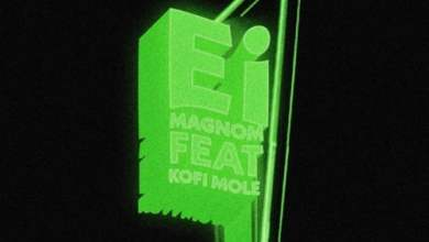 Magnom ei - Magnom ft. Kofi Mole - Ei (Prod. by Yung D3mz)