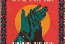 Walshy Fire Round of applause cover - Ice Prince x Demarco x Walshy Fire - Round Of Applause