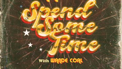 cover - Amaarae ft Wande Coal - Spend Some Time
