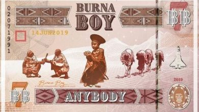 Photo of Burna Boy – Anybody