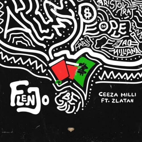 ceeza milli new 500x500 - Ceeza Milli ft. Zlatan - Flenjo