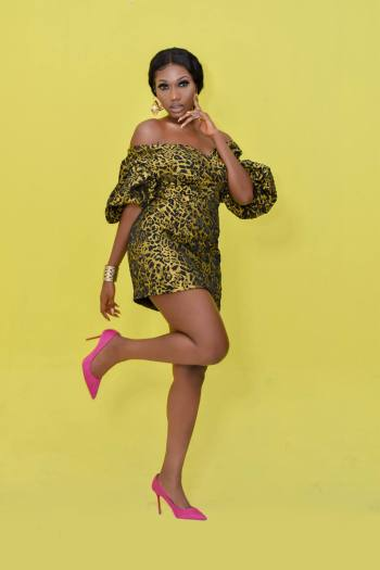 wendy - New Artiste of The Year Wendy Shay Stuns In Promo Shoot