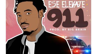 Photo of Ese Elevate – 911 (Prod. by BigBrain)