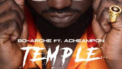 Photo of Bo-Arche ft. Acheampon – Temple (Prod by DatBeatGod)