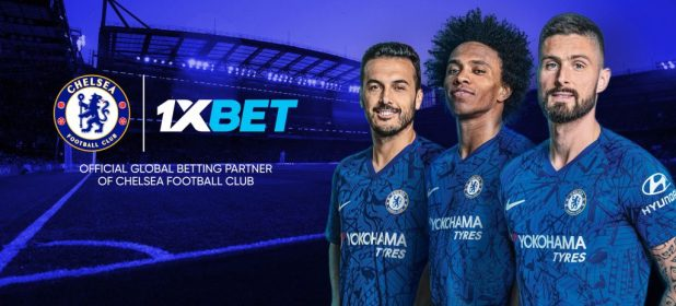 chelsea 2870х1300 3 1024x464 - Chelsea FC teams up with 1xBet