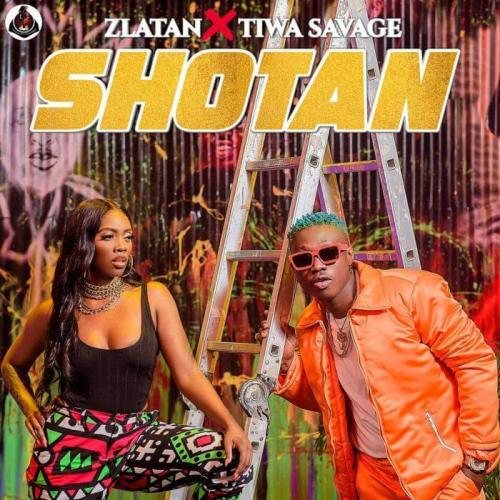 shotan 500x500 - Zlatan ft. Tiwa Savage - Shotan (Prod. by Spellz)