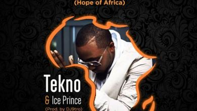 Photo of Tekno & Ice Prince – Better (Hope For Africa) (Refix) (Prod. by DJ 9tro)