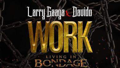 Photo of Larry Gaaga ft. Davido – Work (Living In Bondage)