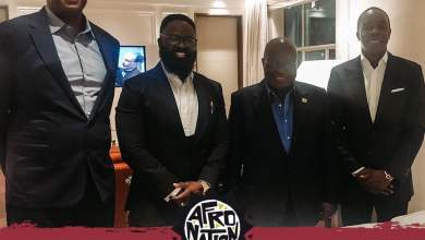 Photo of Afro Nation Ghana Team Visits President Nana Addo, A Month To Festival At Laboma Beach On December 27th