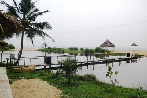 Busia Beach Resort 500x333 - Comprehensive List of Ghana's Most Beautiful Beaches
