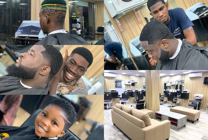 Photo of Photos: Celebrities Parlour, the perfect Place for Stylish and Quality Haircut this Festive Season.