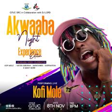 PHOTO 2019 11 02 22 29 02 - DJ Lord Partners With GTUC S.R.C. For This Year's Akwaaba Night (Experience Edition)