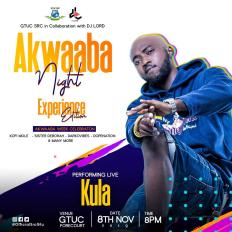 PHOTO 2019 11 04 08 45 19 - DJ Lord Partners With GTUC S.R.C. For This Year's Akwaaba Night (Experience Edition)