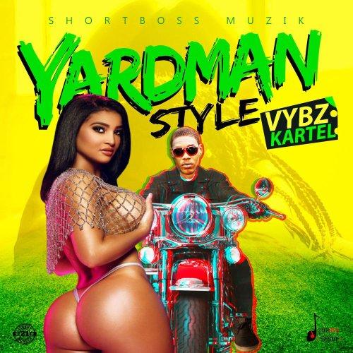 Vybz kartel yard 500x500 - Vybz Kartel - Yardman Style (Prod. By Short Boss Muzik)