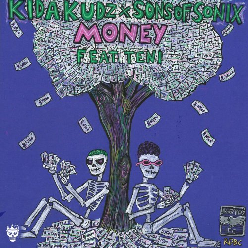 kida kudz teni 500x500 - Kida Kudz ft. Teni - Money (Prod. by Sons of Sonix)