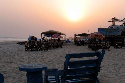 labadi beach 2 500x333 - Comprehensive List of Ghana's Most Beautiful Beaches
