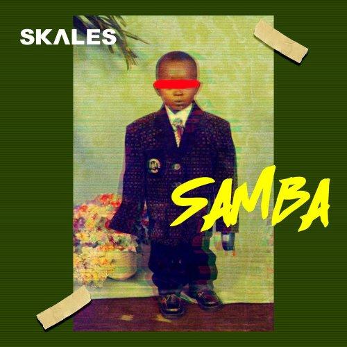 skales cover 500x500 - Skales - Samba (Prod. by JayPizzle)