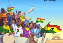 Akwaboah Sanbra Artwork - Akwaboah - Sanbra (Time To Return)