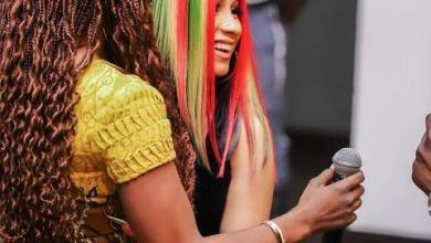 Becca Cardi B - I invited only Six Female Celebrities to Meet Cardi B; but I didn't invite Akuapem Poloo - Becca