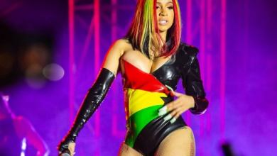 Photo of Photos: Cardi B's electrifying Performance at the LiveSpot X Festival in Ghana