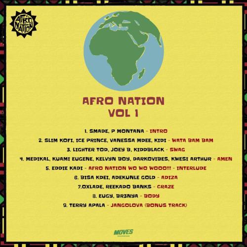 WhatsApp Image 2019 12 13 at 10.47.25 500x500 - Afronation - Afronation Vol. 1 (Full Album)