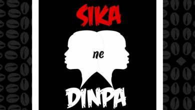 Photo of Phrimpong feat. iAlien -Sika Ne Dinpa (Prod. By Apya)