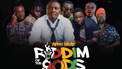 """Photo of JMJ sets another record with 3rd album (Afrobeats) on """"Riddim Of The GODS"""" Project"""