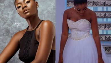 Photo of Photos: Karen, the Legon Girl who slapped her Boyfriend with 'Chalewote' married?