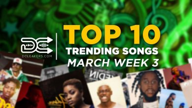 Photo of March Week 3: Top 10 Trending Songs