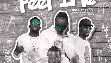Feel Irie Cover - DJ Justice ft . Jah Phinga, Zanli & Sober Blood - Feel Irie (Prod. by Fizzi)