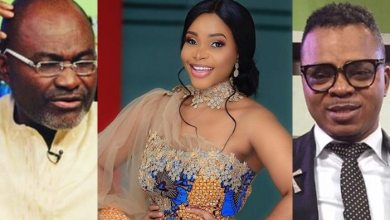 bishop kennedy benedicta - Video: Kennedy Agyapong accuses Obinim of Sleeping with Actress, Benedicta Gafah and 12 other Ladies