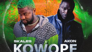 Photo of Skales ft. Akon – Kowope