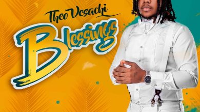 Photo of Theo Vesachi – Blessings (Prod. By DoBMusic)