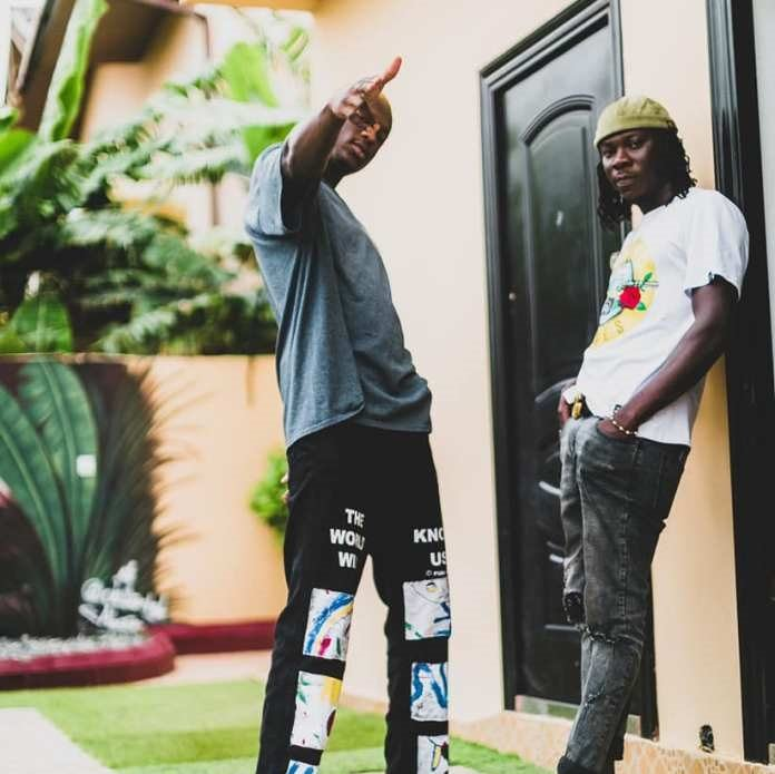 Joey B – Affection ft. Stonebwoy | DCLeakers.com