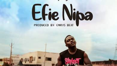 Photo of Phrimpong – Efie Nnipa (Prod. by Emrys Beatz)
