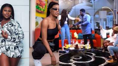 Photo of Video: Sista Afia and Freda Rhymz embarrass each other on TV