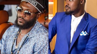 Photo of Adebayor unfollows Funny Face on Instagram; Funny Face reacts