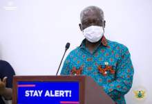 Photo of Ghana's Senior Minister tests positive for COVID-19