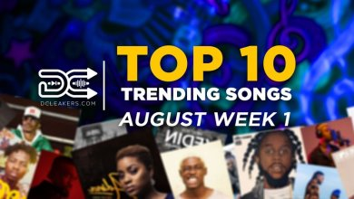 Photo of August Week 1: Top 10 Trending Songs
